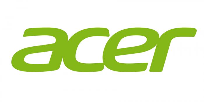 Acer modifiziert Logo