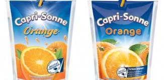 Capri-Sonne Redesign