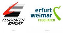 Flughafen Erfurt-Weimar Logo