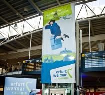 Flughafen Erfurt-Weimar, Quelle: donner+friends