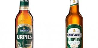 Karlsberg Urpils Flasche