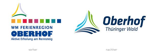 Oberhof Logos