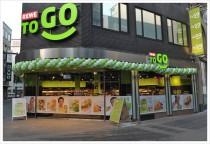 REWE TO GO – Store Design