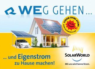 Solarworld RWE Anzeige