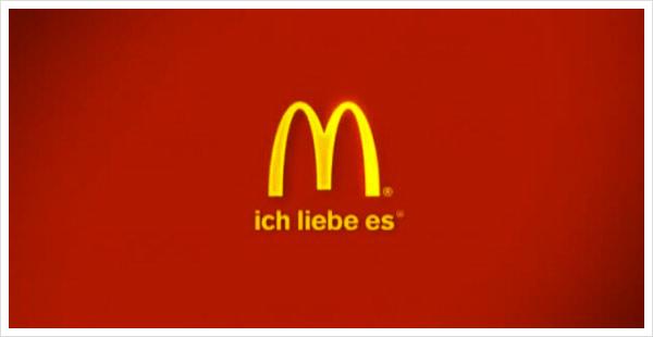 McDonald's – Ich liebe es (2009)