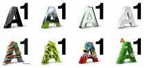 Telekom A1 Logos