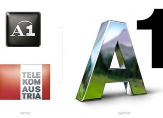 Telekom Austria A1 Logo