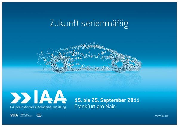 Keyvisual IAA 2011