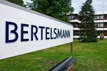 Bertelsmann Aussenschild
