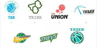 TBB Trier Logos