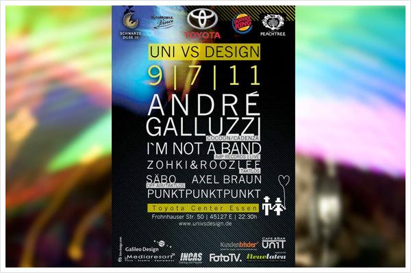 Uni vs Design