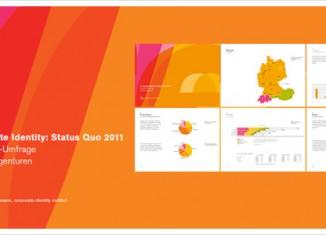 Corporate Identity: Status Quo 2011