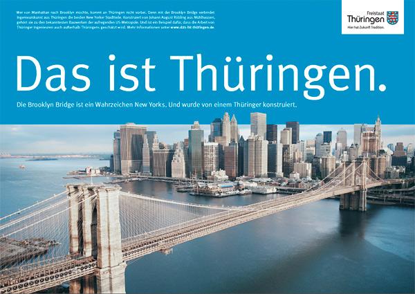 Kampagne Das ist Thüringen