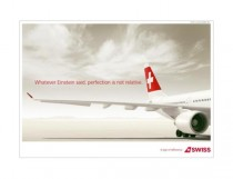 Swiss Anzeige
