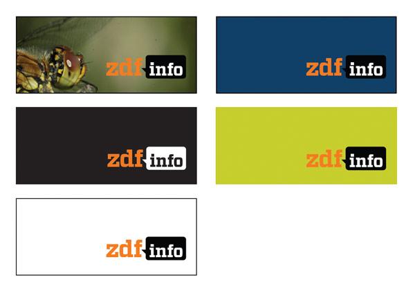 ZDFinfo Logos