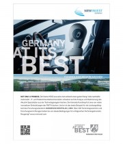 NRW-Kampagne Germany at its best