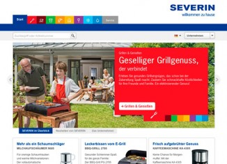Severin.de Relaunch