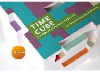 Time Cube Tischkalender