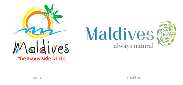 Maledives Logos