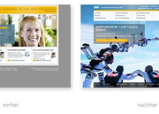 SAP.com Relaunch