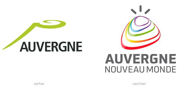 Auvergne Logos