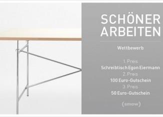 Designermöbel Eiermann Tisch