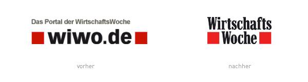 Wiwo.de WirtschaftsWoche Logos