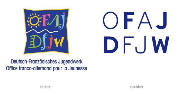 Deutsch-Französisches Jugendwerk DFJW Logo