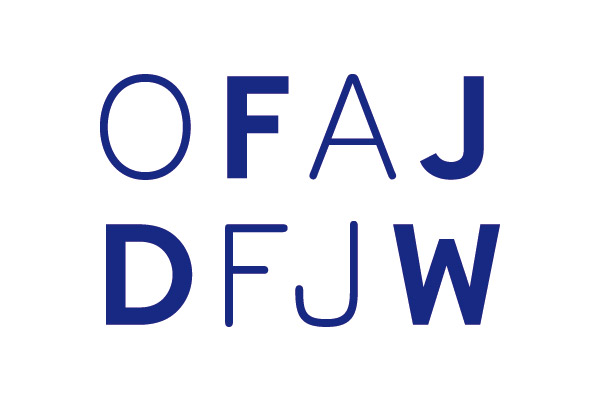 Deutsch-Französisches Jugendwerk DFJW Wortmarke
