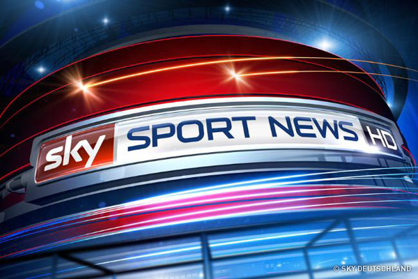 Sky Sport News On Air Design