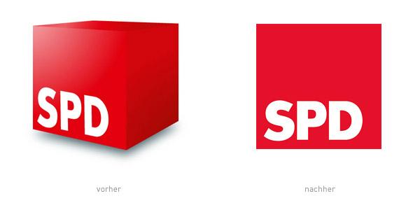 SPD Würfel Logo