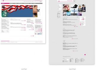 Telekom.com Relaunch