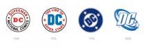 DC Comics Logohistorie