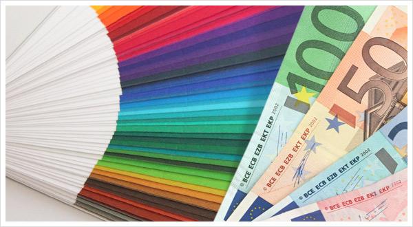 Design oder Geld