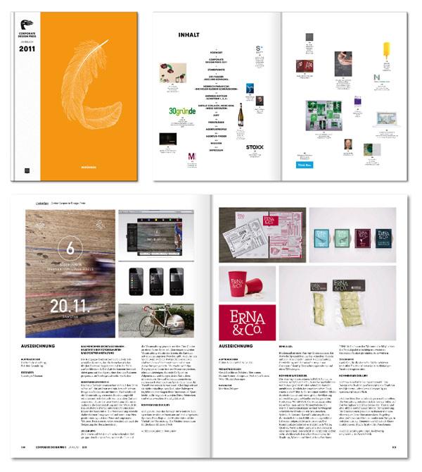Corporate Design Preis Jahrbuch 2011