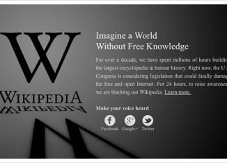 Wikipedia Sopa