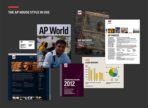 Associated Press Design, Quelle: Associated Press