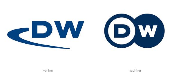 Deutsche Welle Logos