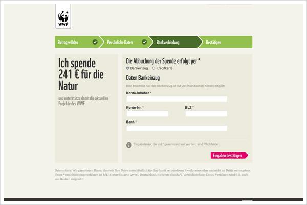 WWF.de Spenden