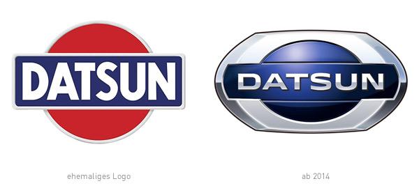 Datsun Logos