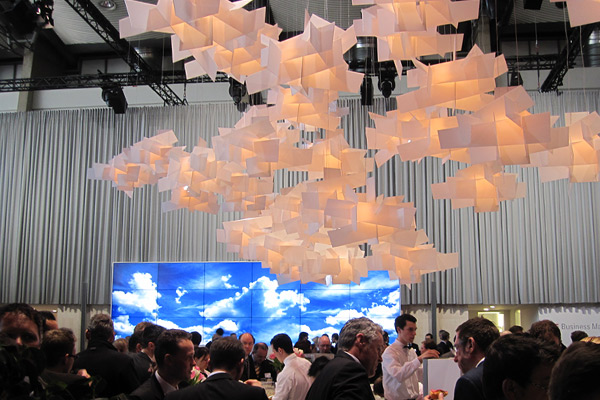 CeBIT 2012 Cloud Keyvisual