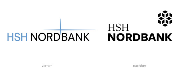 HSH Nordbank Logos