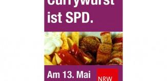 SPD NRW Currywurst