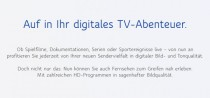 "Unitymedia Hausschrift ""Speak"""