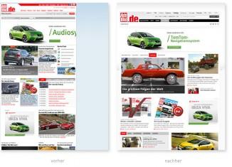 Autobild Relaunch 2012
