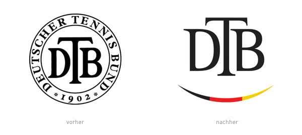 Deutscher Tennis Bund (DTB) Logo