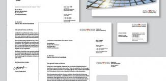 CDU CSU Fraktion Geschäftsausstattung