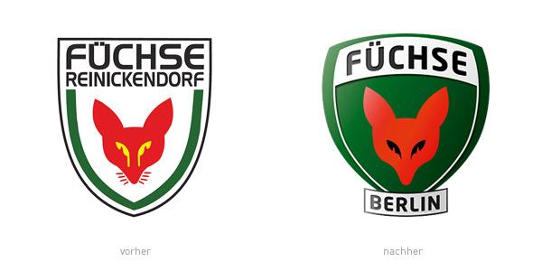 Reinickendorfer Füchse Logo