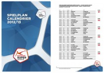Swiss Super League Spielplan