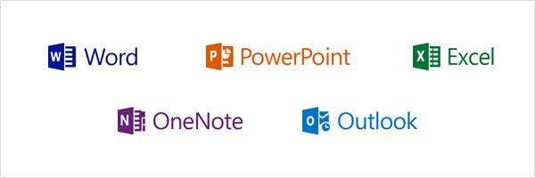 Office Paket Logos